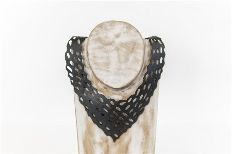 Collier van rubber